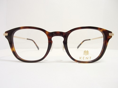 KENT (ケント) メガネ KT3014 col.DMB 49mm