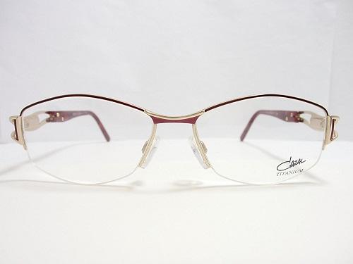 CAZAL(カザール) メガネ MOD.1213 col.002 51mm TITANIUM