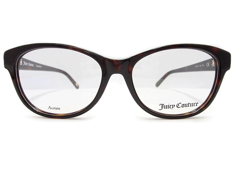 Juciy Couture(ジューシークチュール) メガネ JU407/F col.TVD 52mm
