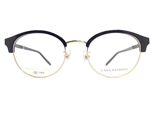 LAGUNAMOON(ラグナムーン) メガネ LM-5046 col.1 49mm