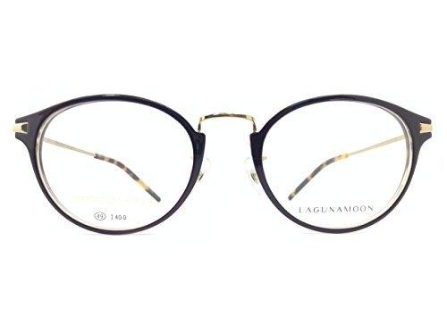 LAGUNAMOON(ラグナムーン) メガネ LM-5043 col.1 49mm