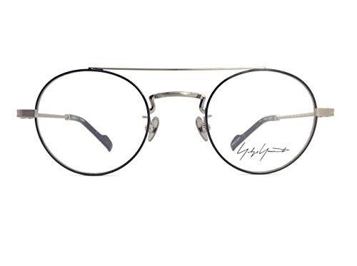 YOHJI YAMAMOTO(ヨウジヤマモト) メガネ 19-0027-5 45mm チタニウム 日本製