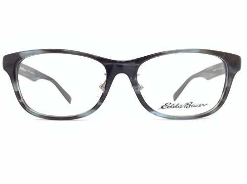 EddieBauer(エディーバウアー) メガネ EB27306E col.GR 54mm 【料金そのままで伊達メガネ・度付きメガネも対応可】 紳士 アイウェア メガネフレーム