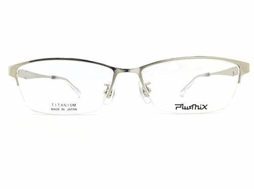 PlusMix(プラスミックス) メガネ PX-13721 col.020 54mm 日本製