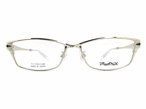 PlusMix(プラスミックス) メガネ PX-13572 col.020 54mm 日本製