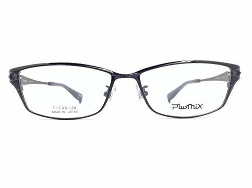 PlusMix(プラスミックス) メガネ PX-13572 col.370 54mm 日本製