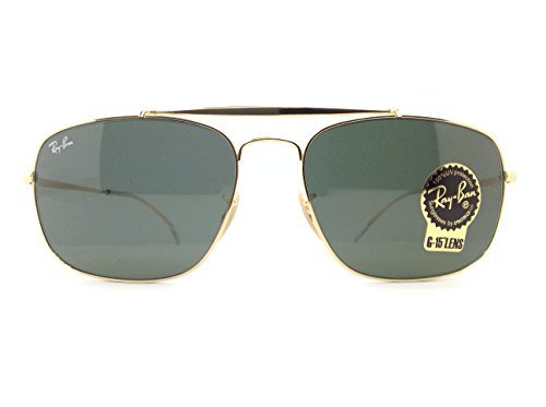 Ray-Ban(レイバン) サングラス RB3560 col.001 58mm THE COLONEL 国内正規品 保証書付
