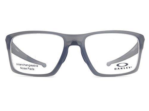 OAKLEY(オークリー) メガネ LIGHTBEAM(ライトビーム) OX8140-0255 55mm【交換用ノーズパッド4サイズ付き】