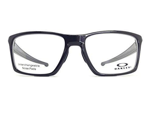 OAKLEY(オークリー) メガネ LIGHTBEAM(ライトビーム) OX8140-0355 55mm【交換用ノーズパッド4サイズ付き】