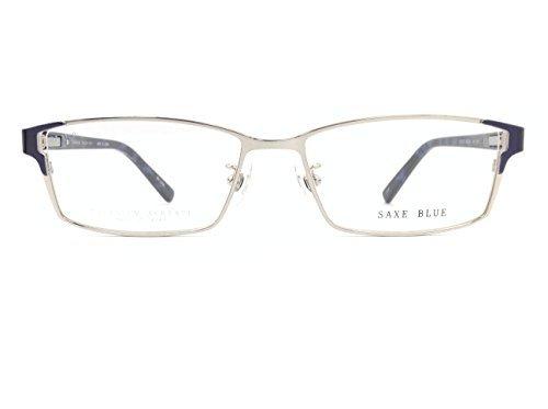 SAXE BLUE(ザックスブルー) メガネ SB-7095 col.3 55mm 日本製