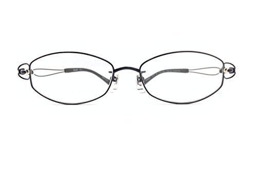 LineArtCHARMANT(ラインアートシャルマン) メガネ XL1417 col.BK 51mm 【料金そのままで伊達メガネ・度付きメガネも対応可】