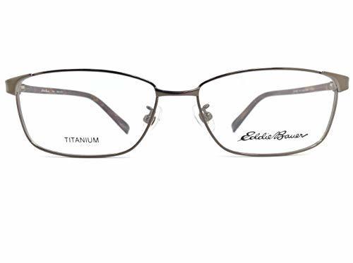 EddieBauer(エディーバウアー) メガネ EB27302E col.BR 54mm 【料金そのままで伊達メガネ・度付きメガネも対応可】 紳士 アイウェア メガネフレーム