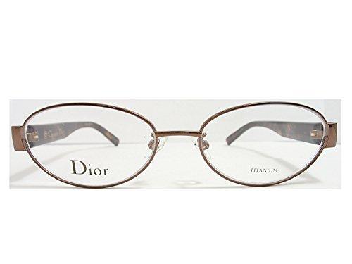 Christian Dior(クリスチャン・ディオール )  メガネ CD7754J col.OTY  53mm  クリスチャン・ディオール レディース 女性 プレゼント 記念日 贈り物に。