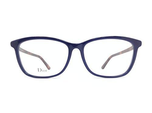 Dior(ディオール) メガネ DIOR MONTAIGE n°55F col.JBL 54mm 正規代理店商品 クリスチャン・ディオール