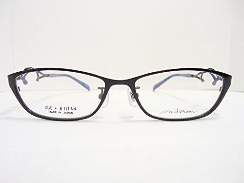 Vivid Moon(ビビッドムーン) メガネ VM-11149 col.045 52mm 日本製 レディース 女性 プレゼント 記念日 贈り物に。