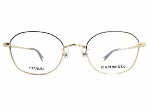 <title>marimekko ついに入荷 マリメッコ 毎日がぱっと楽しくなるようなデザイン メガネ 32-0017-06 46mm Michelle</title>