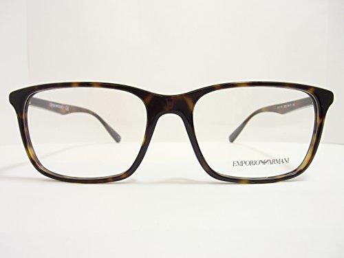 EMPORIO ARMANI(エンポリオアルマーニ) メガネ EA3116F col.5026 56mm ARMANI アルマーニ メンズ レディース ビジネス プレゼント 記念日 贈り物に。