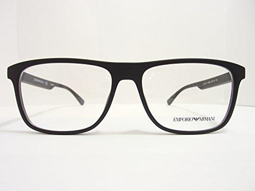 EMPORIO ARMANI(エンポリオアルマーニ) メガネ EA3117F col.5063 56mm ARMANI アルマーニ メンズ レディース ビジネス プレゼント 記念日 贈り物に。