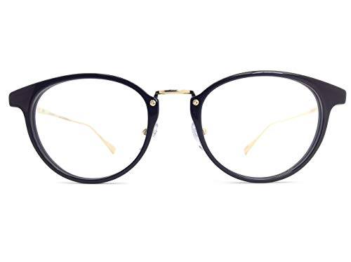 TONY SAME(トニーセイム) メガネ TS-10736 漆黒 49mm PREMIUM 日本製