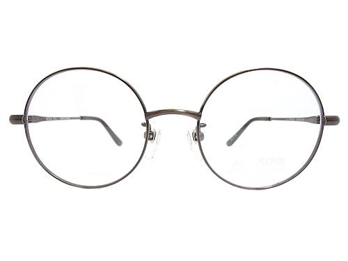 NOVA(ノバ) 丸メガネ NOVA 210 col.2 日本製 丸メガネ トレンド プレゼントに。