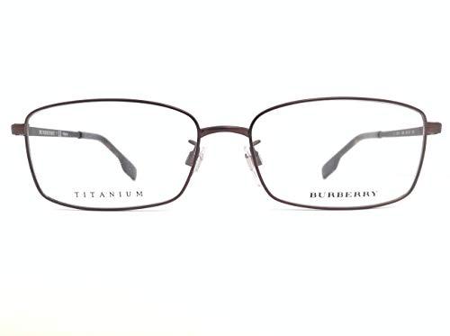 BURBERRY (バーバリー) メガネ B1331D col.1288 56mm TITANIUM