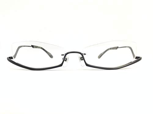 less than human(レスザンヒューマン) メガネ po6po10 195MSpecial 55mm 日本製