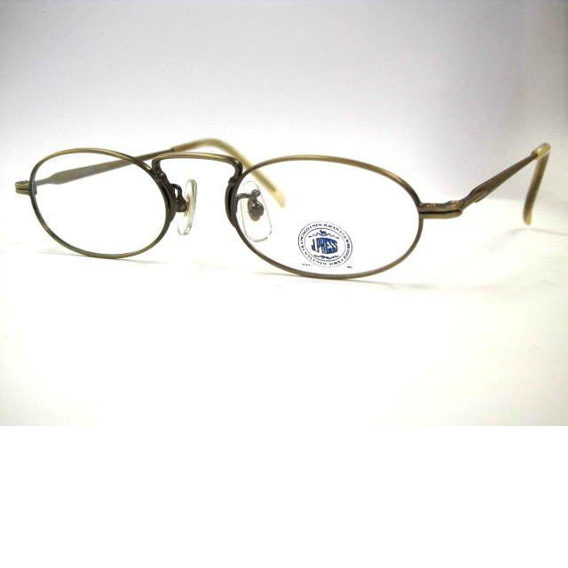 [日本製ヴィンテージメガネフレーム] アイビースタイル小さめメガネ Jプレス・J-PRESS・108