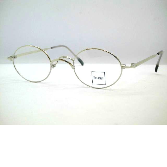 日本製 一山オーバルメガネ 一山オーバル眼鏡 イーストボーイ・EB412
