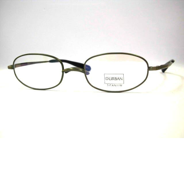日本製 一山オーバルメガネ 一山オーバル眼鏡 ダーバン・DN9935