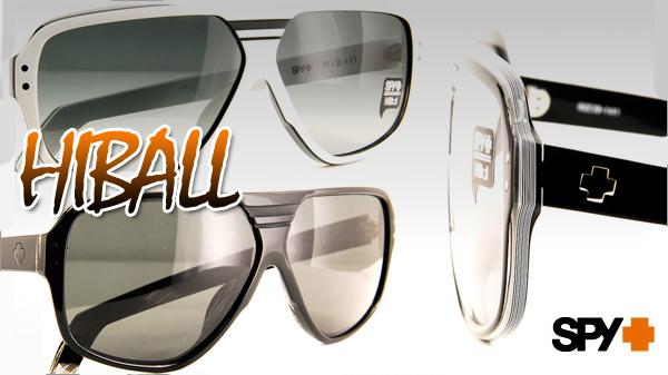 【スパイ】【SPY】ハイクオリティなアイテム HIBALL サングラス メンズ ブランド 男性 ファッションサングラス サングラス 大きい サングラス 大きめ UVカット ファッショングラス spy+ アイウェア ワイルド モダン サングラス スパイ サングラス SPY