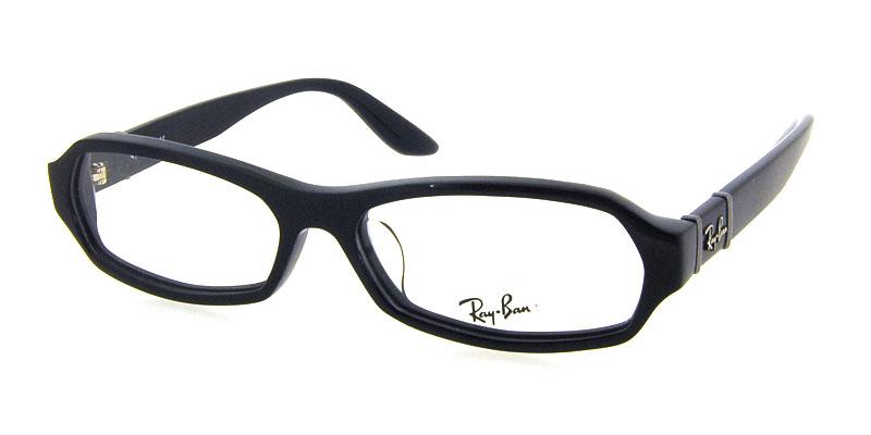 RA-禁令 (雷朋) 度和梅甘娜设置 RX5197-2000 (单元格) 眼镜 / 眼镜 / 学位 / 学历 10p23au15