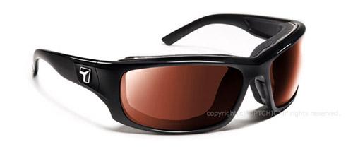 【7eye】サングラス SPF100シリーズ PANHEAD セブンアイ パンヘッド グロッシーブラックフレーム NXTレンズ リアクトコパー