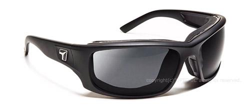 【7eye】サングラス SPF100シリーズ PANHEAD セブンアイ パンヘッド マットブラックフレーム NXTレンズ イージーグレー