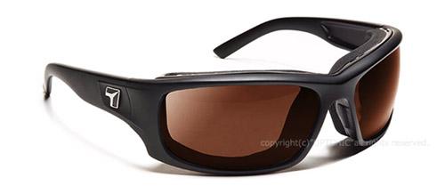 【7eye】サングラス SPF100シリーズ PANHEAD セブンアイ パンヘッド マットブラックフレーム NXTレンズ リアクトコパー