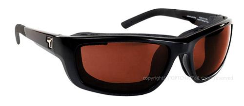 【7eye】サングラス SPF100シリーズ VENTUS ヴェントス グロッシーブラックフレーム NXTレンズ クリスプアンバー