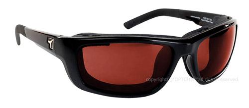 【7eye】サングラス SPF100シリーズ VENTUS ヴェントス グロッシーブラックフレーム NXTレンズ リアクトコパー