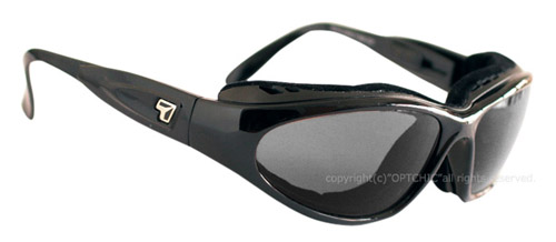 【7eye】サングラス SPF100シリーズ CAPEセブンアイ ケープ グロッシーブラックフレーム NXTレンズ イージーグレー