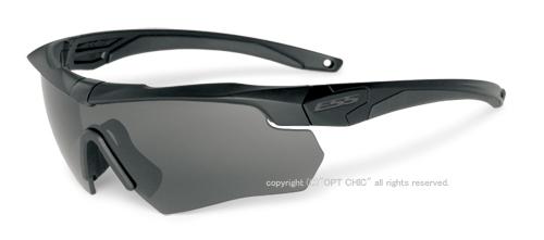 ESS CROSSBOW 2Xクロスボー サングラス ブラックマット 2組セット ヘルメット対応
