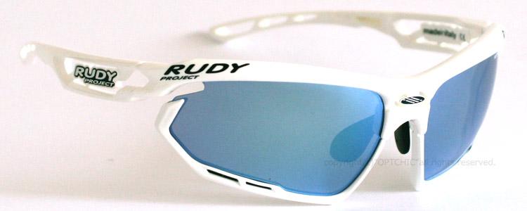日本限定RUDY PROJECT FOTONYKルディプロジェクト フォトニック レーシングホワイトフレームマルチレーザーアイスレンズ