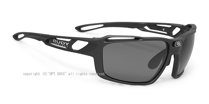 RUDY PROJECT SINTRYKX 3FX HDR 偏光 ルディプロジェクト シントリックス マットブラック サングラス