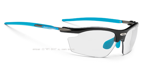 RUDY PROJECT RYDON ルディプロジェクト スポーツサングラスライドン ブラックグラスフレーム インパクトX2調光ブラック【smtb-tk】