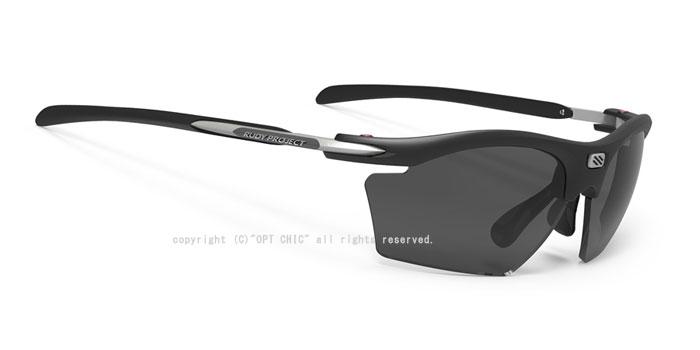 2019年NEW RUDY PROJECT RYDON偏光 Polar 3FX HDRルディプロジェクト スポーツサングラスライドン マットブラックフレーム  グレイレーザー