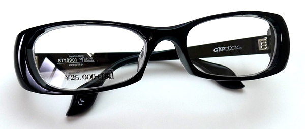QBRICK(キューブリック) BTY8901 Shiny Black