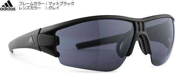 【送料無料】【偏光レンズ】adidasスポーツサングラス evil eye halfrim basic ad08L/ad08S カラー番号:75-9600