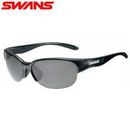 小顔に対応したサングラス 特に女性にオススメできるサングラス メーカー公式ショップ ゴルフ サイクリング ランニング等のスポーツから ドライブや普段使いにも抵抗なくお使い頂けるデザインです LN-0001 女性向けスポーツサングラス LUNA-N SWANS BK 即納最大半額