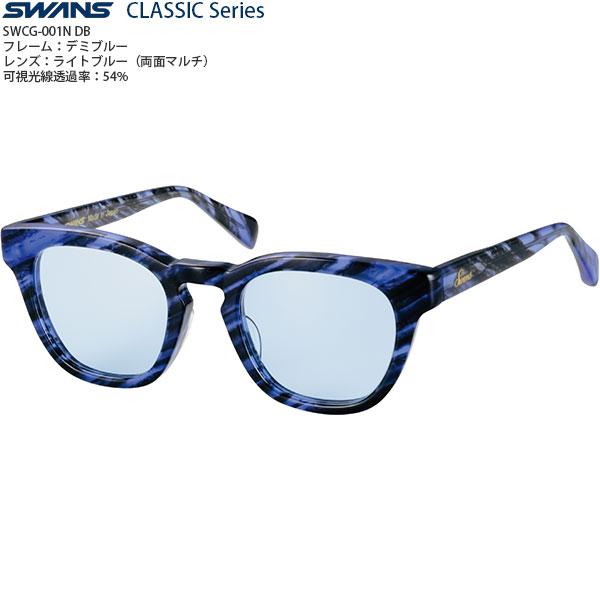 【送料無料】SWANS CLASSIC Seriesファッションサングラス SWCG-001N color:DB