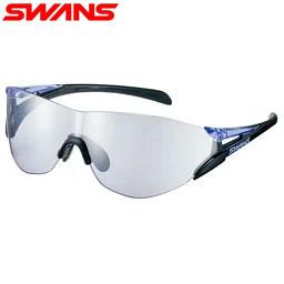 【送料無料】SWANS スポーツサングラス SOU-II-C SOU2C-0715 BK/PR コンパクトサイズ