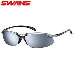 楽天市場 Swans スポーツサングラス Airless Wave Sa 505 Mtsil めがねショップ