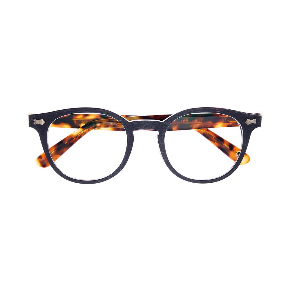 【ファンタスティック・ビーストコラボ】メガネ 「ニュートの魔法の杖」モデル FB104-1314 ブラック