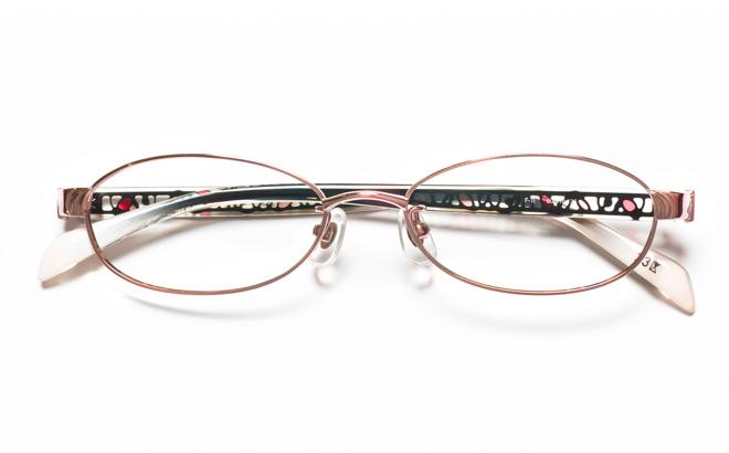 【送料無料】メガネ度付き/度なし 23区 43-0148 1PKピンク【薄型レンズ追加料金0円】(メガネケース・メガネ拭き付) メガネ/めがね/眼鏡/度付きメガネ/度入り/伊達メガネ